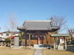 柿木八坂神社