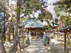 旭氷川神社