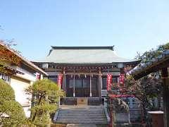 木曽根氷川神社