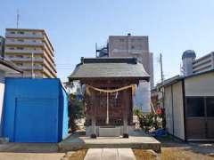 峯分稲荷神社