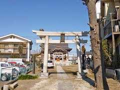 小作田稲荷神社