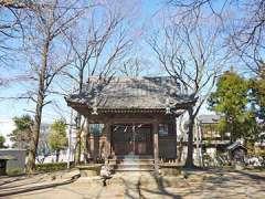 松之木稲荷神社
