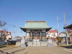 二丁目氷川神社