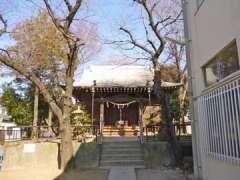 立野氷川神社