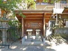 新里氷川神社社殿