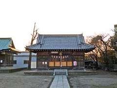 大瀬氷川神社