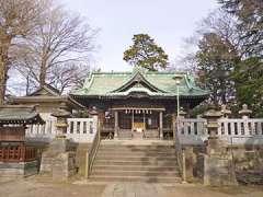 大曽根八幡神社