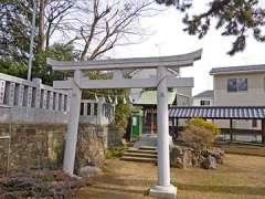 境内天神社