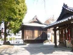浅間神社神楽殿