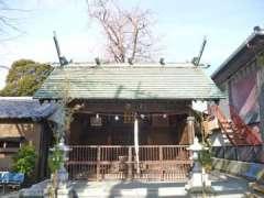 宿篠葉神明神社