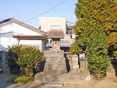 川崎稲荷神社境内社