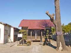 鶴ヶ曽根下久伊豆神社