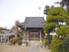 浮塚氷川神社