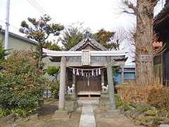 境内社砂取稲荷神社
