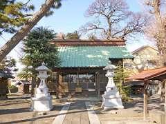 西袋・柳之宮氷川神社