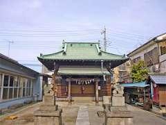 照富久稲荷神社