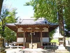 谷塚氷川神社