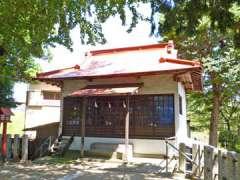 谷塚氷川神社神楽殿