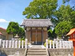 上谷塚神明神社