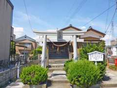 中谷塚氷川神社
