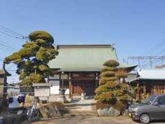 宝積寺本堂