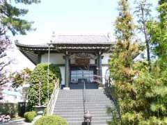 淨捷寺本堂