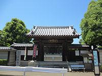 光蔵寺山門
