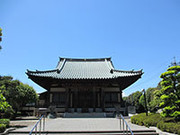 光蔵寺本堂