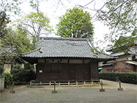 日比田薬師堂