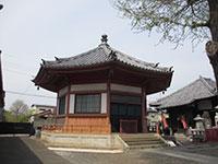 新光寺本堂