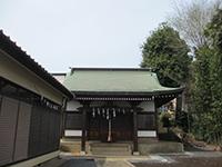 日月神社社殿