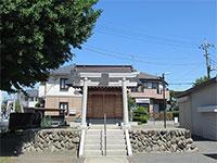 北秋津八雲神社