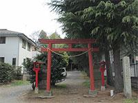 亀谷神社鳥居
