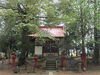 亀谷神社社殿