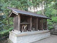 本郷氷川神社境内社