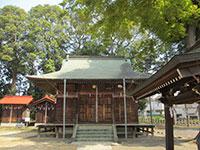 六所神社社殿
