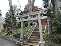 藤森稲荷神社鳥居