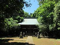 鳩峰八幡神社