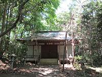 鳩峰八幡神社宝物殿