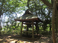 鳩峰八幡神社洪鐘