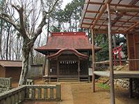 堀口天満天神社旧社殿