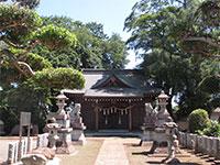 三ヶ島八幡神社