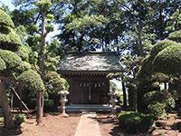 境内社湯殿神社
