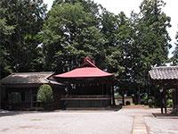 中氷川神社神楽殿