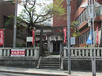坂稲荷神社鳥居