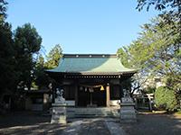 坂之下天神社