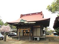 南永井八幡神社