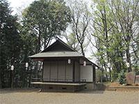 牛沼神明神社神楽殿