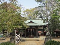 下新井熊野神社