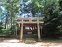 安松神社元宮